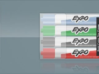 Expo Multipack Icon Set