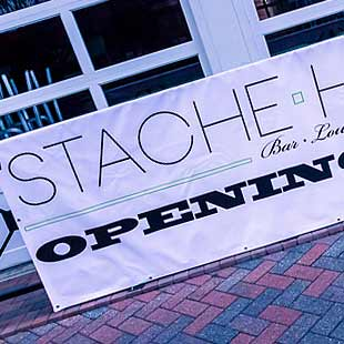 'Stache House Opening Soon